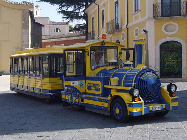 Carrozza C 98 - Benevento, Italy