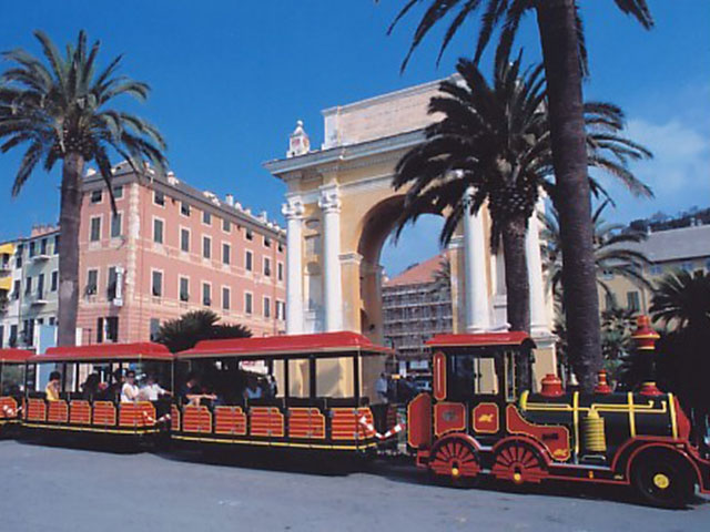 Carrozza A 91 - Finale Ligure, Italy