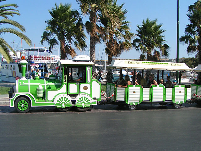 Carrozza A 86 - Kos, Greece